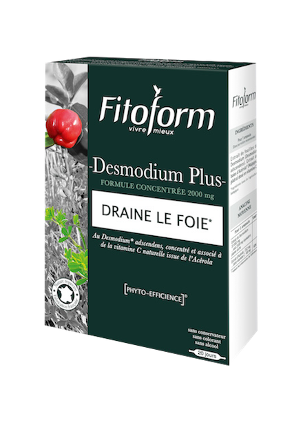 Desmodium PLUS + Tonic BIO 2
